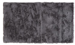 BADEMATTE  Grau  70/120 cm     - Grau, Design, Kunststoff/Textil (70/120cm) - Esposa