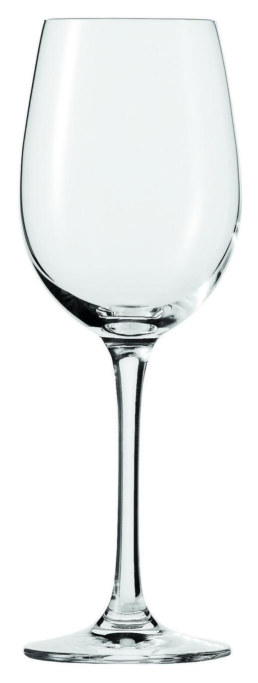 SKLENICE NA BÍLÉ VÍNO - čiré, Konvenční, sklo (0,312l) - Schott Zwiesel
