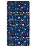 PLAHTA S GUMICOM 90/200 cm  - višebojno, Basics, tekstil (90/200cm) - Disney