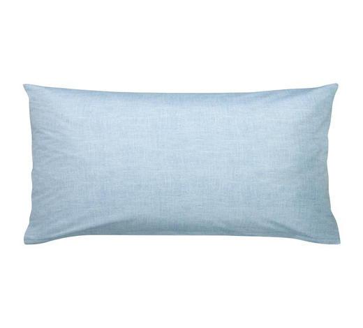 KOPFPOLSTERBEZUG 040/080 cm  - Hellblau, Basics, Textil (040/080cm) - Billerbeck