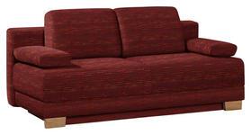 SCHLAFSOFA in Textil Braun - Eichefarben/Braun, KONVENTIONELL, Holz/Textil (200/95/101cm) - Venda