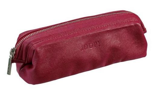 KULTURBEUTEL - Rot, Basics, Textil (20/6,5/8cm) - Joop!