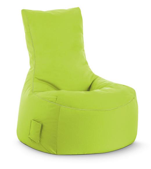 SITZSACK Grün - Grün, Design, Textil (90/95/65cm) - Carryhome
