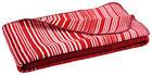 KUSCHELDECKE 150/200 cm Rot, Weiß - Rot/Weiß, Design, Textil (150/200cm) - NOVEL