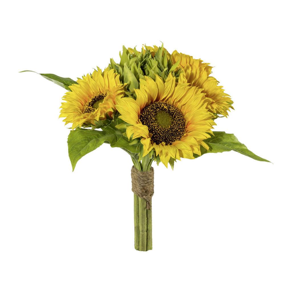 XXXLutz Dekostrauß sonnenblume