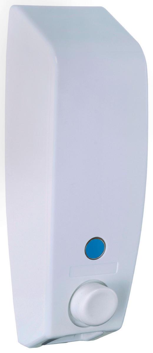 SEIFENSPENDER - Weiß, Basics, Kunststoff (8,5/25/8cm)