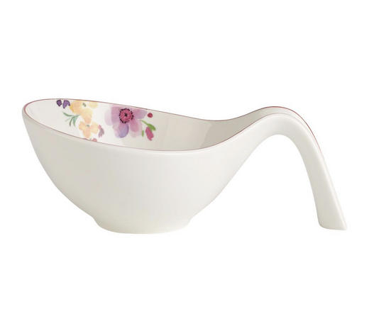 SCHALE Keramik Fine China  - Multicolor/Weiß, LIFESTYLE, Keramik (0,6l) - Villeroy & Boch