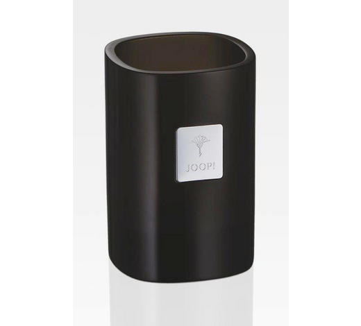 MUNDSPÜLBECHER - Anthrazit, Kunststoff (7,3/7,3/11cm) - Joop!