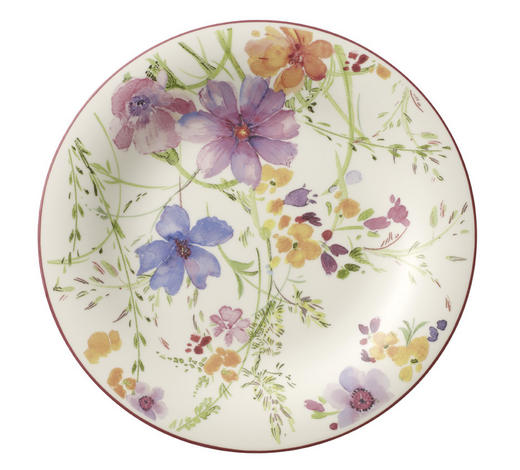 Porzellan  DESSERTTELLER  rund  - Multicolor, Basics, Keramik (21cm) - Villeroy & Boch