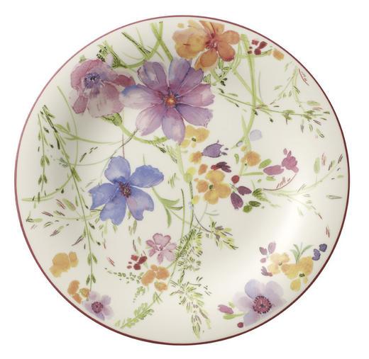 Porzellan  DESSERTTELLER  rund - Multicolor, Basics (21cm) - VILLEROY & BOCH