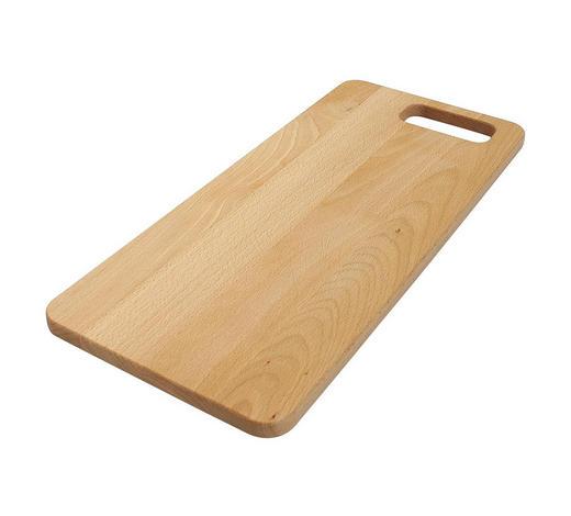 SCHNEIDEBRETT - Naturfarben, Basics, Holz (45/20/1,5cm) - Homeware Profession.