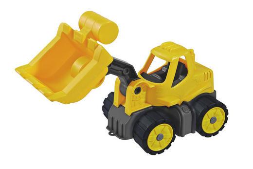 AUTÍČKO - HRAČKA - černá/žlutá, Basics, umělá hmota (25/11/14cm) - Simba
