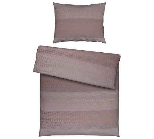 POVLEČENÍ, damašek, béžová, 140/200 cm - béžová, Lifestyle, textil (140/200cm) - Curt Bauer