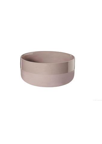 skleda nova - roza, Basics, keramika (13,5/6cm)