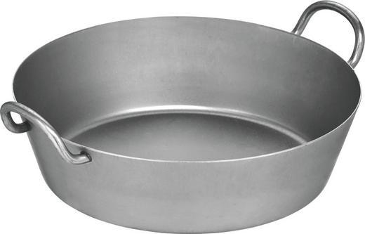 PFANNE 24 cm - Alufarben, Basics, Metall (24cm) - Riess