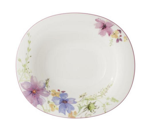 SUPPENTELLER Porzellan - Multicolor, Basics, Keramik (21/24cm) - Villeroy & Boch