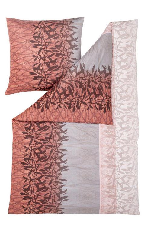 BETTWÄSCHE Interlock-Jersey Kupferfarben - Kupferfarben, Basics, Textil (135/200cm) - Estella