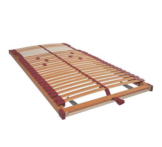 LATTENROST 90/200 cm - Naturfarben/Braun, Basics, Holz (90/200cm) - Sembella
