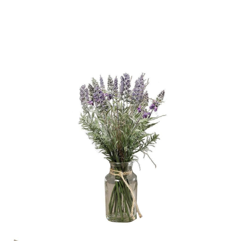 XXXLutz Kunstpflanze lavendel