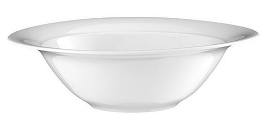 SCHÜSSEL Porzellan - Weiß, Basics (24cm) - Seltmann Weiden