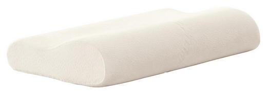 NACKENKISSEN Viskoelastischer Kern - Weiß, Basics, Textil (40/7/4/26cm) - Tempur