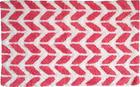 KUPAONSKI OTIRAČ - crvena, Konvencionalno, tekstil (50/80cm) - Boxxx