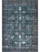 PREPROGA VINTAGE - modra, Trendi, tekstil (190/290cm) - Novel
