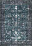 VINTAGE-TEPPICH   - Blau, LIFESTYLE, Textil (160/230cm) - Novel