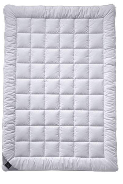 POPLUN LJETNI - bijela, Basics, tekstil (200/200cm) - BILLERBECK