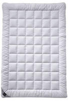 SOMMERDECKE 135-140/200 cm - Weiß, Basics, Textil (135-140/200cm) - Billerbeck