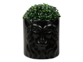 BLOMKRUKA - svart, Basics, keramik (21/19cm)