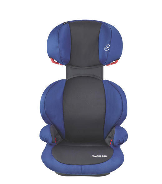 Kinderautositz Rodi SPS - Schwarz, Basics, Kunststoff/Textil (45,5/81,5/42cm) - Maxi-Cosi