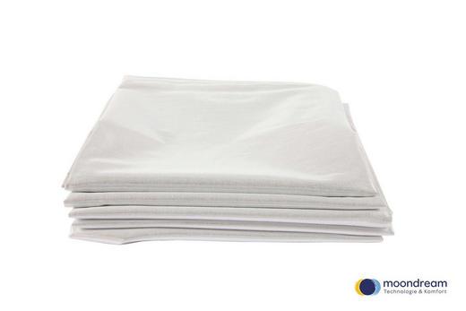 KOMBIVORHANG  transparent  135/240 cm - Grau, Textil/Metall (135/240cm)