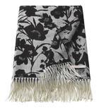 PLAID Beige, Schwarz - Beige/Schwarz, Trend, Textil (150/200cm) - Esprit