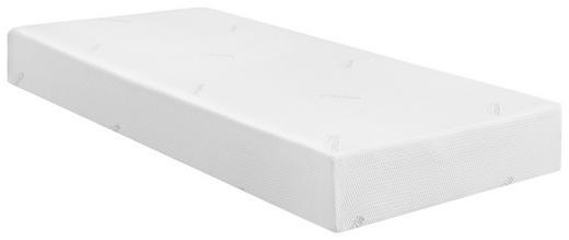 VISCOMATRATZE 90/200 cm 25 cm - Weiß, Basics, Textil (90/200cm) - Tempur