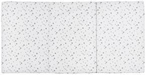 REISEBETTMATRATZE 120/60/4 cm  - Grau, Basics, Textil (120/60/4cm) - My Baby Lou