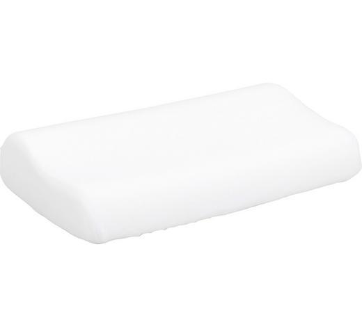 POLSTERBEZUG 40/70 cm - Weiß, Basics, Textil (40/70cm) - Schlafgut