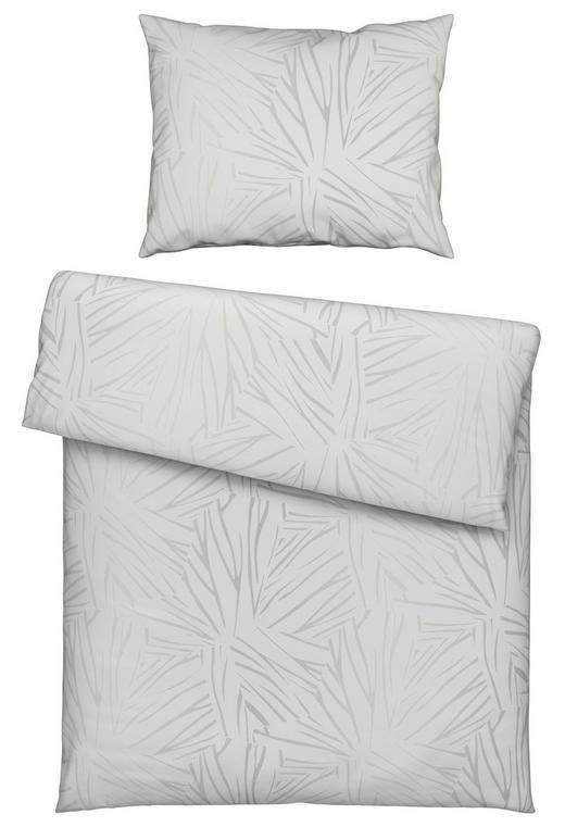 BETTWÄSCHE 140/200/ cm - Silberfarben, Design, Textil (140/200/cm) - Estella