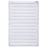 SOMMERBETT  135/200 cm   - Weiß, KONVENTIONELL, Textil (135/200cm) - Billerbeck