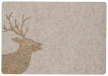 PLATZDECKCHEN 35/50 cm Textil  - Creme, LIFESTYLE, Textil (35/50cm) - Landscape