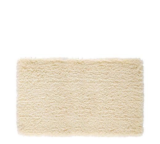 BADEMATTE  Weiß  60/100 cm - Weiß, Basics, Kunststoff/Textil (60/100cm) - Esposa