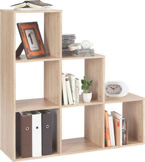 HYLLMODUL - Sonoma ek, Design, träbaserade material (112/114/35cm)