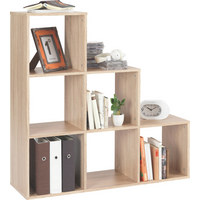 REGÁLOVÝ DÍL - Sonoma dub, Design, dřevěný materiál (112/114/35cm)