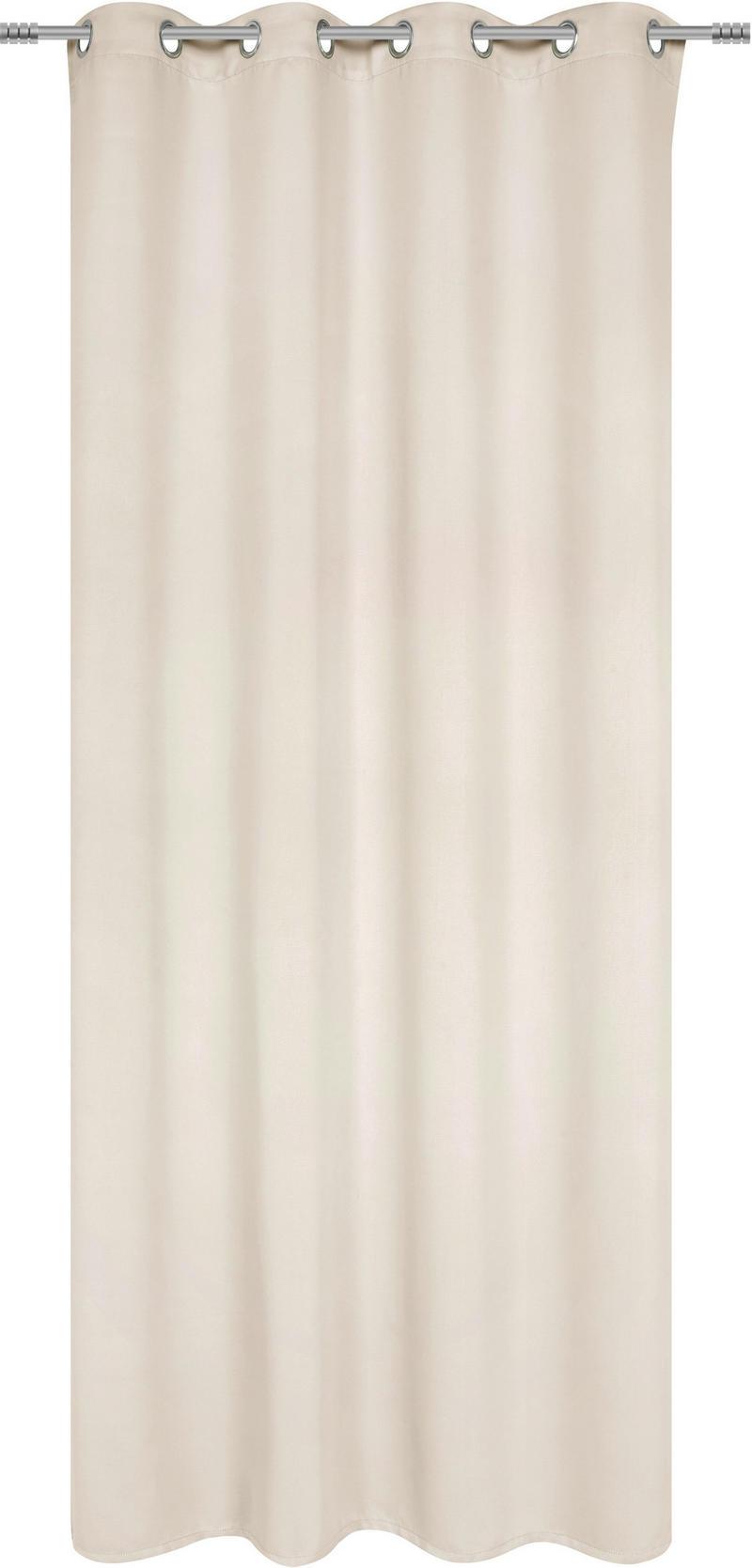 ÖLJETTLÄNGD - champagne, Basics, textil (140/245cm) - Esposa