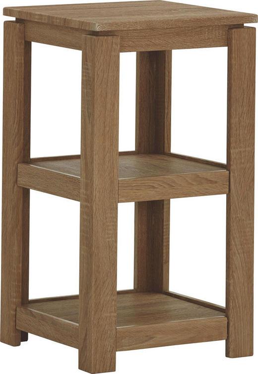 BEISTELLTISCH in Eichefarben - Eichefarben, Design, Holzwerkstoff (40/74/40cm)