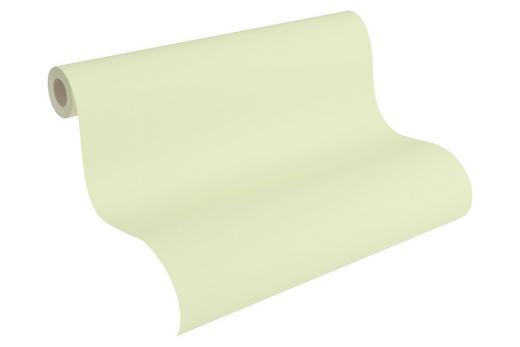 VLIESTAPETE 10,05 m - Grün, Design, Papier (53/1005cm)