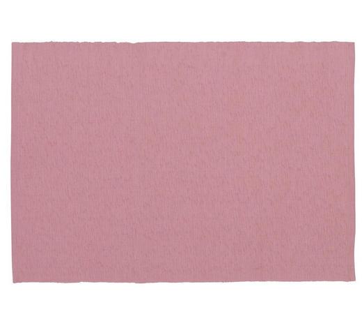 TISCHSET 33/45 cm Textil - Rosa, Basics, Textil (33/45cm) - Boxxx