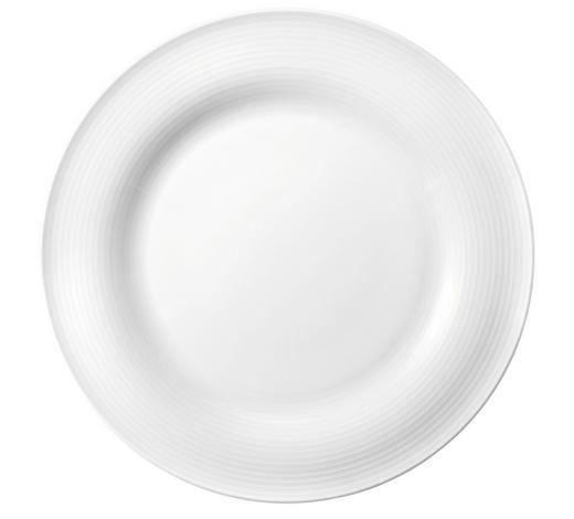 SPEISETELLER  - Weiß, Basics, Keramik (27,7/2,2cm) - Seltmann Weiden