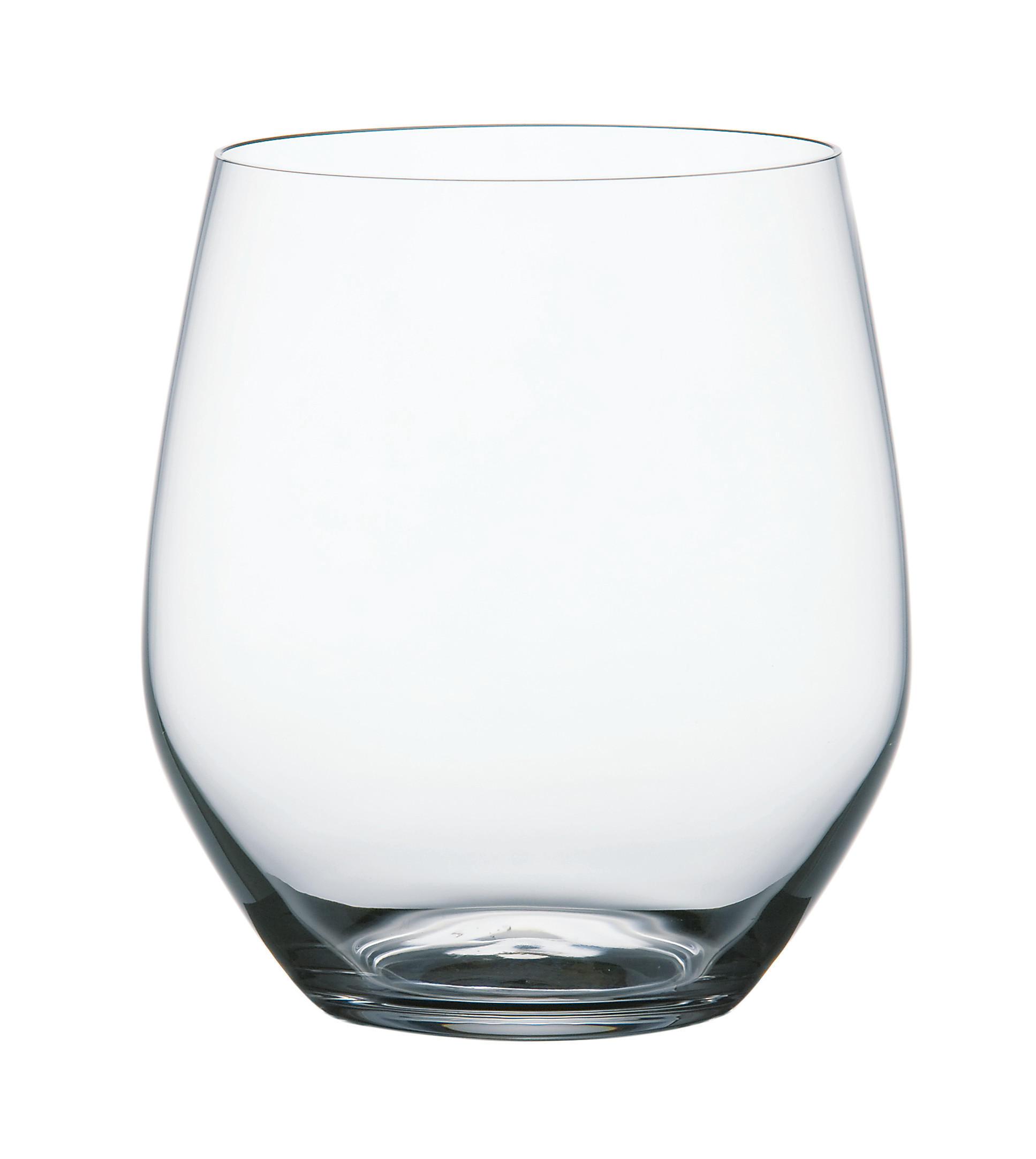WASSERGLAS - Klar, Basics, Glas (9.5cm) - NACHTMANN