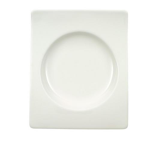 Suppen-Untertasse  - Weiß, Design, Keramik (15cm) - Villeroy & Boch
